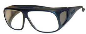 Radiation Protection Eyewear Fitovers Black